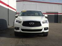 Used 2017 INFINITI QX60 For Sale at Huber Automotive   VIN: 5N1DL0MM6HC523969