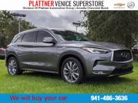 Pre-Owned 2019 INFINITI QX50 LUXE SUV