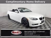 Pre-Owned 2010 BMW 335i Convertible in Denver