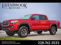 Certified Used 2019 Toyota Tacoma 4WD TRD Off Road Double Cab 5' Bed V6 AT