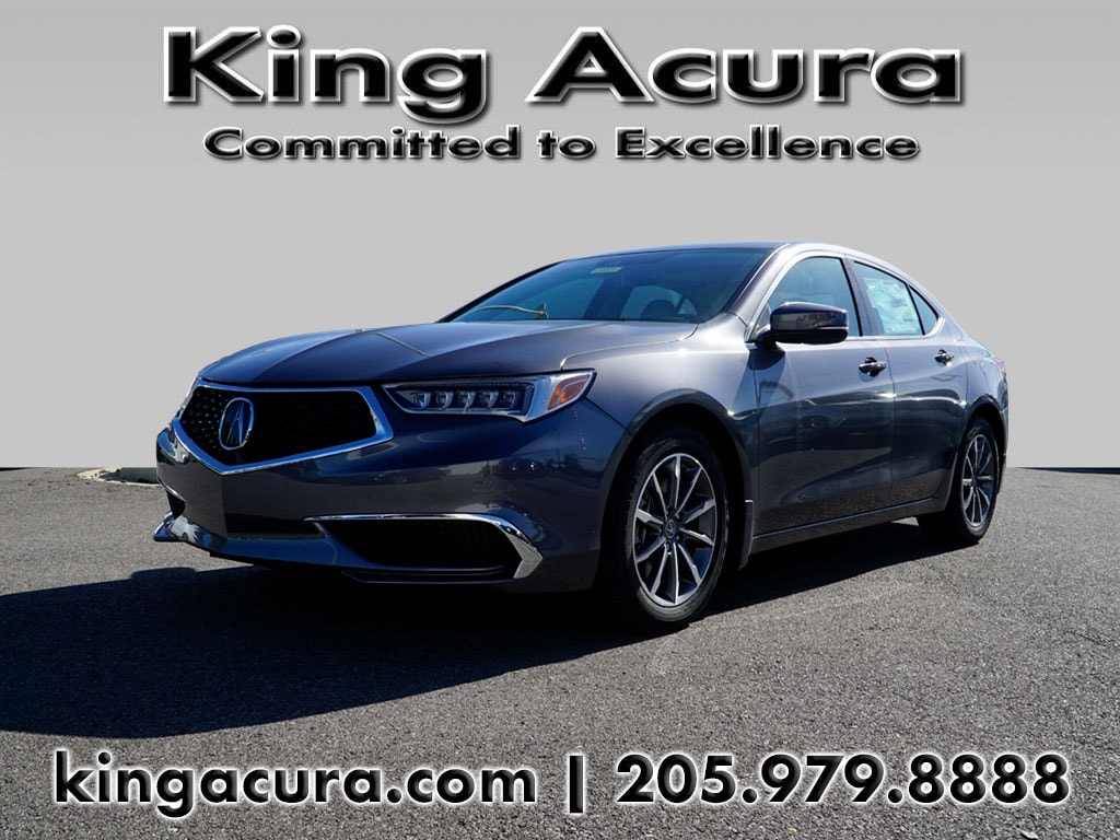 Photo Certified Pre-Owned 2018 Acura TLX 2.4L FWD for Sale in Hoover near Homewood, AL