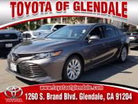 Used 2018 Toyota Camry for Sale at Dealer Near Me Los Angeles Burbank Glendale CA Toyota of Glendale | VIN: 4T1B11HK3JU507515