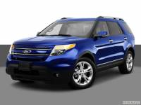 Used 2013 Ford Explorer Limited For Sale in Bakersfield near Delano | 1FM5K8F81DGC21398