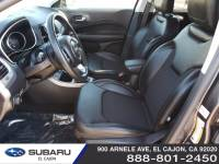 Used 2017 Jeep Compass For Sale at Subaru of El Cajon | VIN: 3C4NJCBBXHT625006