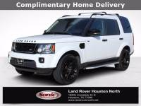 Used 2016 Land Rover LR4 in Houston