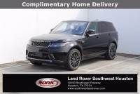 Used 2020 Land Rover Range Rover Sport HSE in Houston