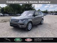 Certified Used 2017 Land Rover Range Rover Sport HSE in Houston