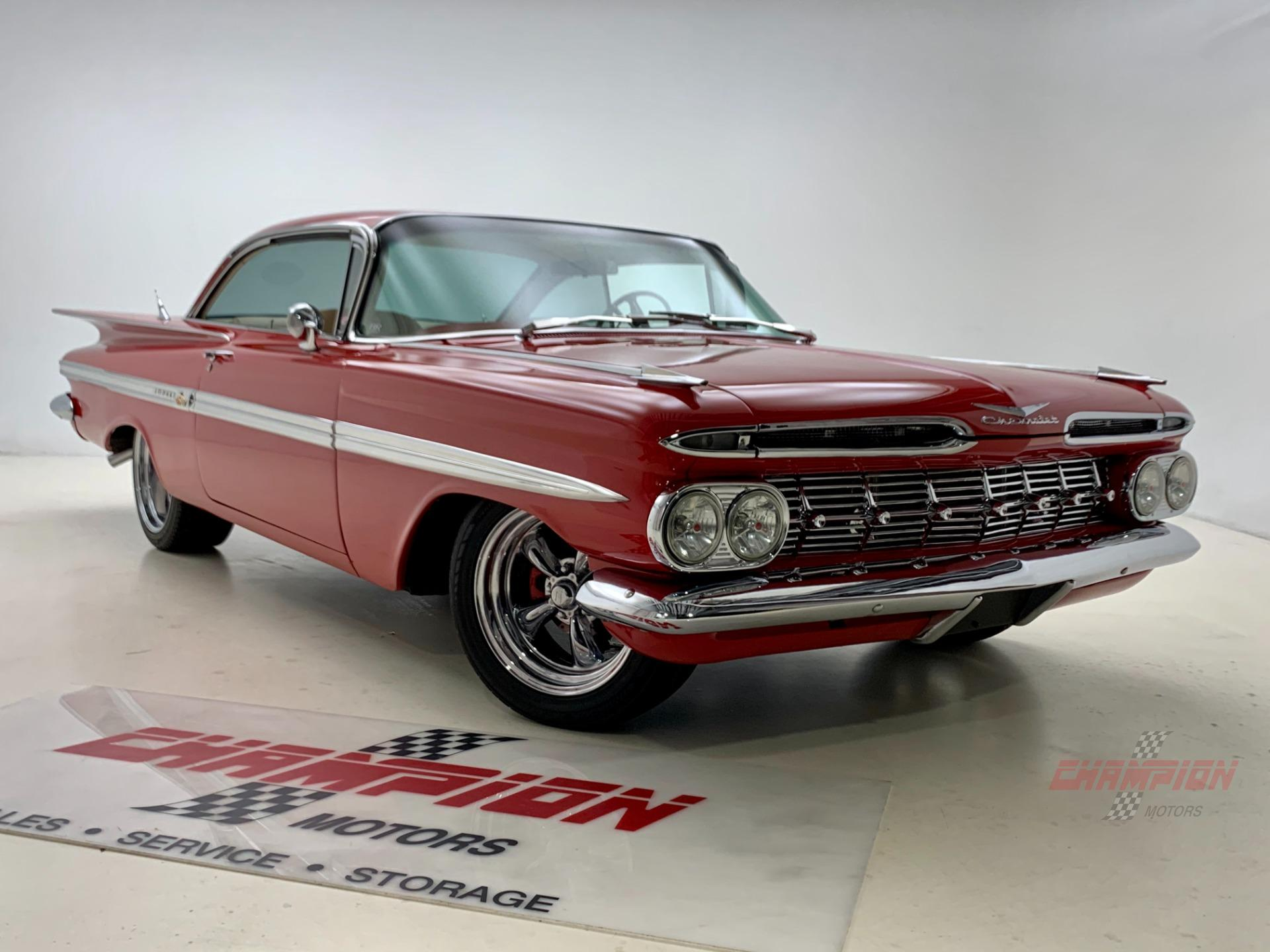 Photo 1959 Chevrolet Impala