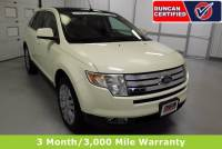 Used 2008 Ford Edge For Sale at Duncan Hyundai | VIN: 2FMDK49C98BA60185