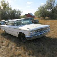 1963 Ford Galaxie 500 Galaxie 500 Fastback