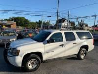 2011 Chevrolet Suburban 4x4 Fleet 2500 4dr SUV