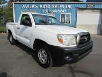 2008 Toyota Tacoma 4x2 2dr Regular Cab 6.1 ft. SB 4A