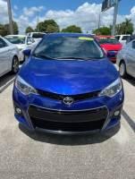 2016 Toyota Corolla S Premium 4dr Sedan