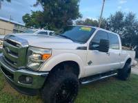 2013 Ford F-250 Super Duty 4x2 King Ranch 4dr Crew Cab 6.8 ft. SB Pickup
