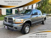 2006 Dodge Ram Pickup 2500 4x4 Laramie 4dr Mega Cab 6.3 ft. SB Pickup