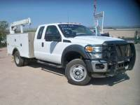 2012 Ford F-450 Super Duty 4X4 4dr SuperCab 161.8 in. WB