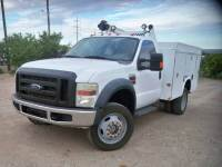 2008 Ford F-450 Super Duty 4X4 2dr Regular Cab 140.8-200.8 in. WB