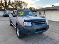 2001 Nissan Frontier 4dr XE Crew Cab SB 2WD