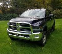 2015 RAM Ram Pickup 2500 4x4 Power Wagon 4dr Crew Cab 6.3 ft. SB Pickup