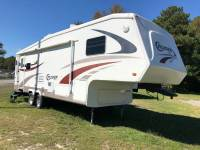 2006 Crossroads Cruiser 28 RL 5th Wheel