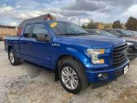 2017 Ford F-150 4x4 XL 4dr SuperCab 6.5 ft. SB