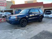 2006 Subaru Forester AWD 2.5 X 4dr Wagon w/Manual
