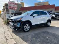 2020 Chevrolet Trax AWD LS 4dr Crossover