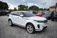 2020 Land Rover Range Rover Evoque AWD SE 4dr SUV