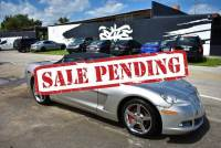 2006 Chevrolet Corvette 2dr Convertible