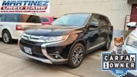2018 Mitsubishi Outlander AWD SE 4dr SUV