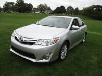 2012 Toyota Camry XLE 4dr Sedan
