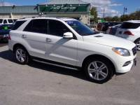 2013 Mercedes-Benz M-Class AWD ML 350 4MATIC 4dr SUV