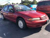 1999 Plymouth Breeze 4dr Sedan