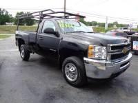 2014 Chevrolet Silverado 2500HD 4x2 Work Truck 2dr Regular Cab LB