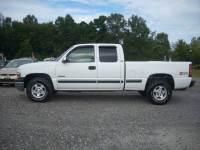 2000 Chevrolet Silverado 1500 3dr LS 4WD Extended Cab SB