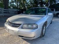 2004 Chevrolet Impala LS 4dr Sedan