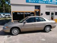 2002 Buick Century Custom 4dr Sedan