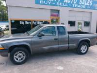 2004 Dodge Dakota 2dr Club Cab Sport Rwd SB