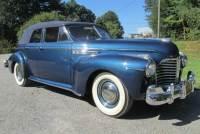 1941 Buick 50 Super Convertible
