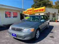 2001 Toyota Avalon XLS 4dr Sedan w/Bucket Seats