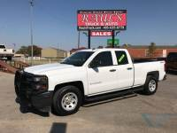2014 Chevrolet Silverado 1500 4x4 Work Truck 4dr Double Cab 6.5 ft. SB w/1WT