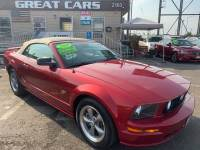 2006 Ford Mustang GT Deluxe 2dr Convertible
