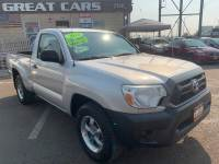 2013 Toyota Tacoma 4x2 2dr Regular Cab 6.1 ft SB 4A