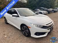 Certified 2017 Honda Civic Coupe EX-T CVT