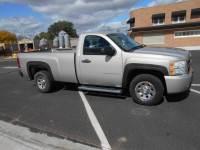 2009 Chevrolet Silverado 1500 4x2 Work Truck 2dr Regular Cab 8 ft. LB