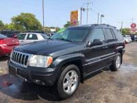 2004 Jeep Grand Cherokee Overland 4WD 4dr SUV