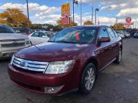 2008 Ford Taurus AWD SEL 4dr Sedan