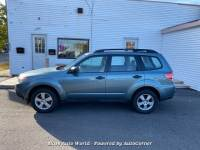2012 Subaru Forester 2.5X 4-Speed Automatic