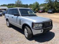 2008 Land Rover Range Rover 4x4 HSE 4dr SUV