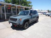 2016 Jeep Renegade 4x4 Trailhawk 4dr SUV